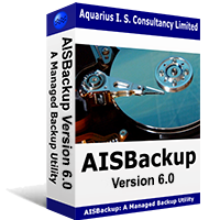 Download AISBackup for backup of files, folders and Windows disaster recovery